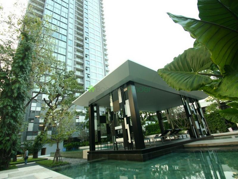 Thonglor, Bangkok, Thailand, 1 Bedroom Bedrooms, ,1 BathroomBathrooms,Condo,For Rent,Quattro by Sansiri,4353